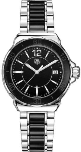 Tag Heuer New Tag Heuer Formula 1 Lady Ceramic Quartz Watch Wah1210.ba0859