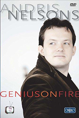 ドキュメンタリー : 燃える天才 ~ アンドリス・ネルソンス (Andris Nelsons / Genius on Fire) [DVD] [輸入盤]