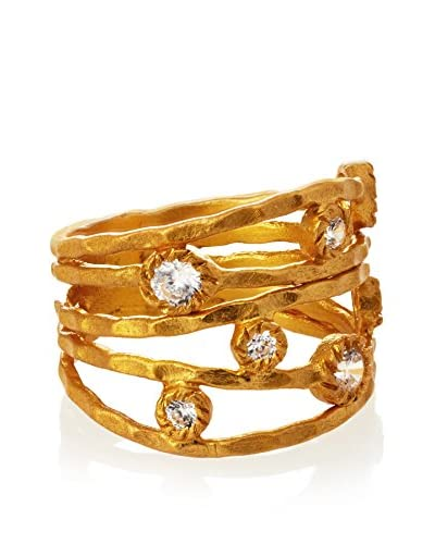 Kevia Multi Bands CZ Ring As You See
