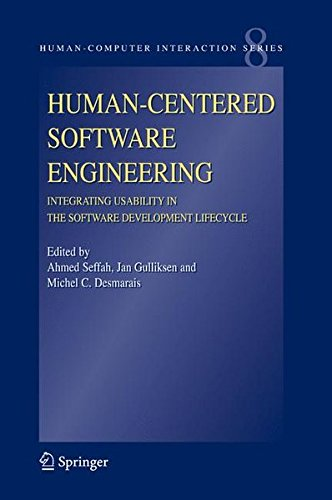 Human-Centered Software Engineering - Integrating Usability in the Software Development Lifecycle (Human-Computer Intera