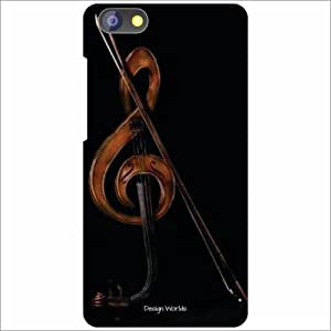 Design Worlds Back Cover Huawei Honor 4X - Phone Cover Multicolor