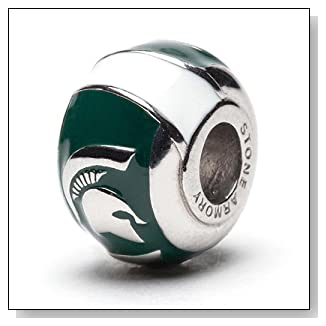 Spartan Bead Charm for Bracelet or Necklace