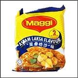 Maggi Asam Laksa Flavour - 30 Packets