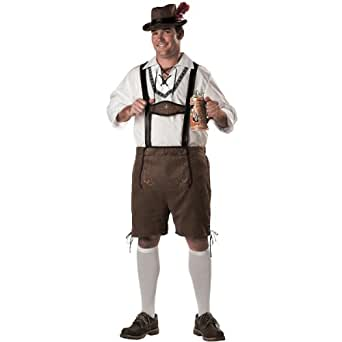 InCharacter Costumes Men's Plus-Size Oktoberfest Guy Plus Size Costume