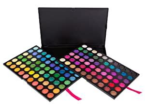 Coastal Scents 120 Eye Shadow Palette One