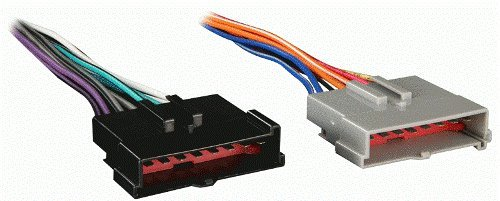 Metra 1985-2004 Ford Lincoln Mercury Non Premium Sound Wiring Harness (Wiring Harness For Ford compare prices)