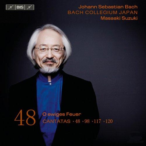 J.S.バッハ:カンタータ全集 Vol. 48 (J.S. Bach : Cantatas Vol.48 / Masaaki Suzuki , BCJ) (SACD Hybrid)