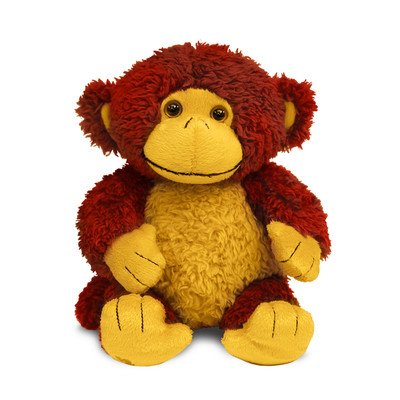 "Beverly Hills Teddy Bear Company 12"" Mango Monkey Plush"