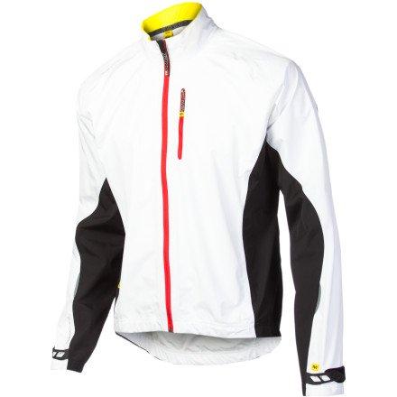 Buy Low Price Mavic Sprint Jacket White, M (B0082LPUB8)