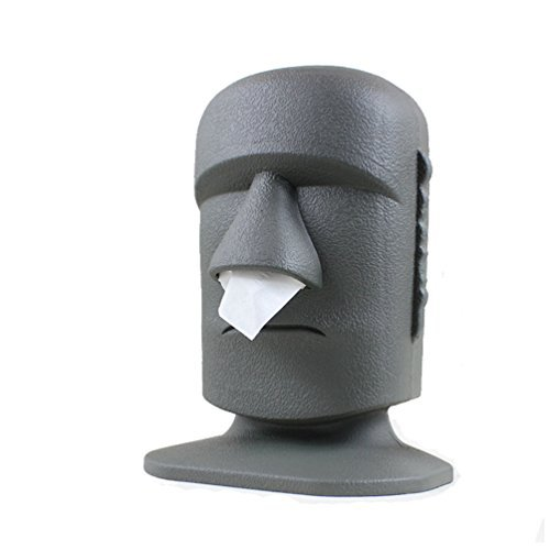 Gunking Stone Gunking Stone Man Tissue Box Cover Holder Dispenser