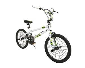 Dynacraft 8108-89TJ Decoy Boys Camo Bike, 20-Inch, White Black Green by Dynacraft