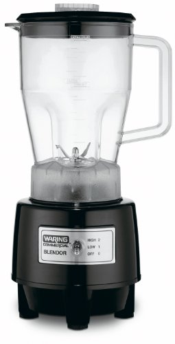 Waring Commercial Hgb140 1/2-Gallon Food Blender With 64-Ounce Copolyester Container