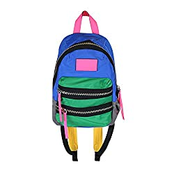 Marc by Marc Jacobs Domo Arigato Packrat Mini Backpack Electric Blue Lemonade