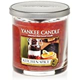 Yankee Candle Kitchen Spice Small Tumbler 7oz Candle