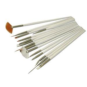 15pcs Nail Art Painting Pen Brush