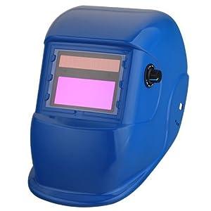 L2go Blue Solar Auto-darkening Filter LCD Welding Welder Helmet Mask ARC TIG from ppmarket