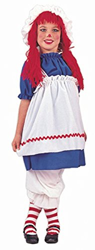 Child's Rag Doll Costume (Size: X-Large 12-14)