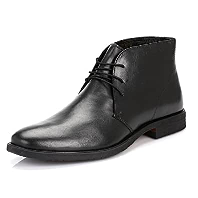 Find helpful customer reviews and review ratings for ABTOP Mens Womens Snow Boots Winter Warm Ankle Boots Fully Fur Lined Anti-Slip Leather Waterproof Safety Boots Work Shoes Size Holes for Walking,Hiking,Outdoor,Urban at roeprocjfc.ga Read honest and .