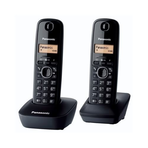 Panasonic KX-TG1612 Cordless Phone ( DECT ) image