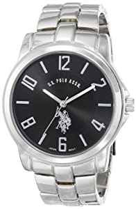U.S. Polo Assn. Classic Men's USC80041 Silver-Tone Watch