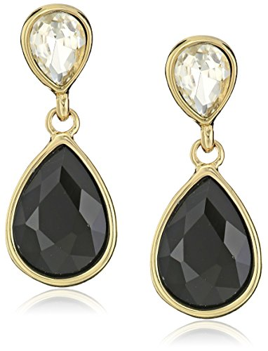 t-tahari-mixed-up-gold-and-jet-double-drop-earrings
