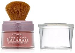 LOreal Paris True Match Naturale Gentle Mineral Blush Sugar Plum 0.15 Ounces