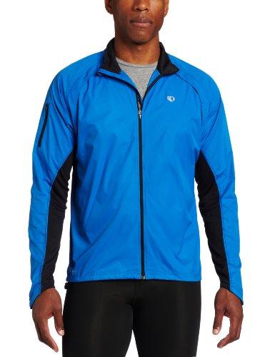 Pearl Izumi 2011 Men's Run Infinity Jacket - 12131101 (True Blue/Black - S)