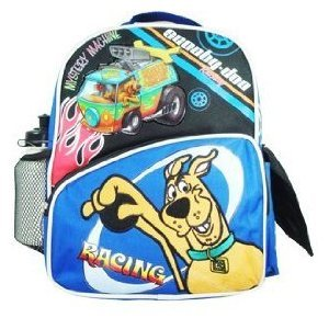 Scooby Doo Mystery Machine Toddler Backpack front-729449