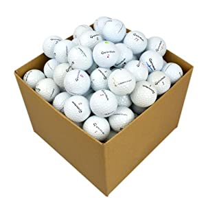 Second Chance TaylorMade 100 Premium Lake Golf Balls Grade A