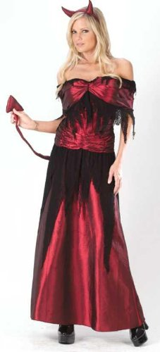 Sexy Devil Sorceress Costume Adult