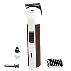 Maxel Ak-6011 Professional Rechargable Trimmer For Men (Colour may vary)