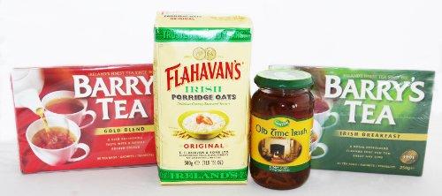 collection-petit-dejeuner-irlandais-barrys-tea-blend-irlandais-et-dor-flocons-davoine-flahavans-et-o