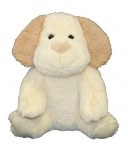 "Make Your Own 15"" Stuffed Animal Heart Nosed Puppy Kit - No Sew - With Free Birth Certificates! front-86382"
