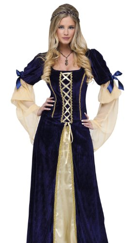 Fun World Medieval Maiden Faire Adult Costume