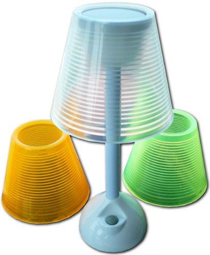 POWERplus Turtle Solar & USB Powered LED Table Lamp
