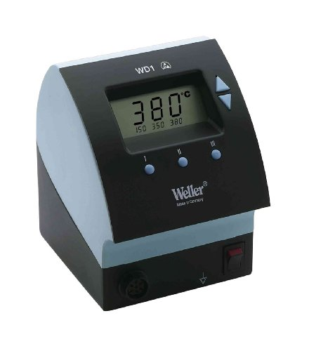 Weller WD1002 95w/120v Digital Soldering Station with WP80 Pencil