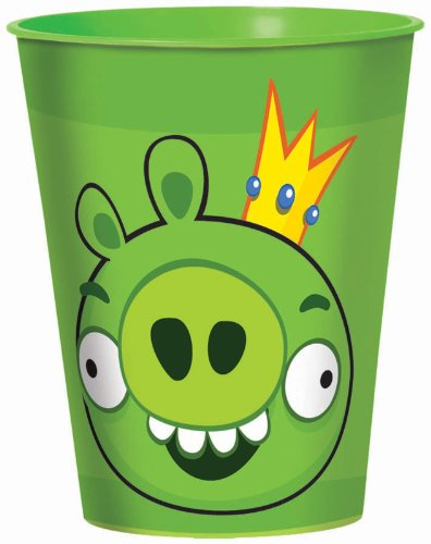Angry Birds 16 oz. Plastic Cup Party Accessory - 1