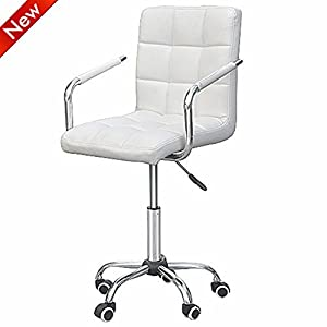 Yaheetech Modern PU Leather Executive Office Chair
