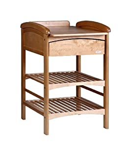Troll Nicole Changing Table with Drawer (Antique) from Troll