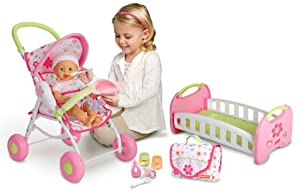 Fisher-Price Baby So New Home And Away Set