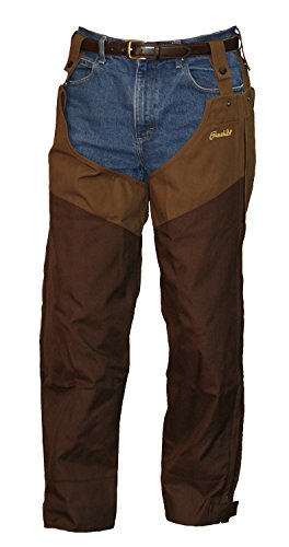 GameHide 12C MB Briar Proof Chaps, X-Large