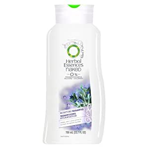 Herbal Essences Naked Moisture Shampoo 23.7 Fl Oz