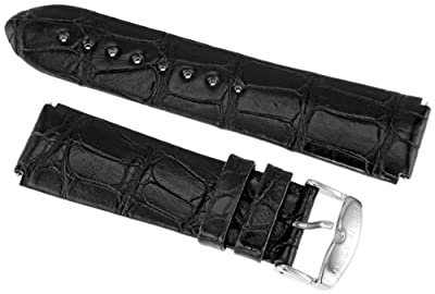 Philip Stein 3-AB 22 Signature Chronograph 22 mm Band Watch Strap