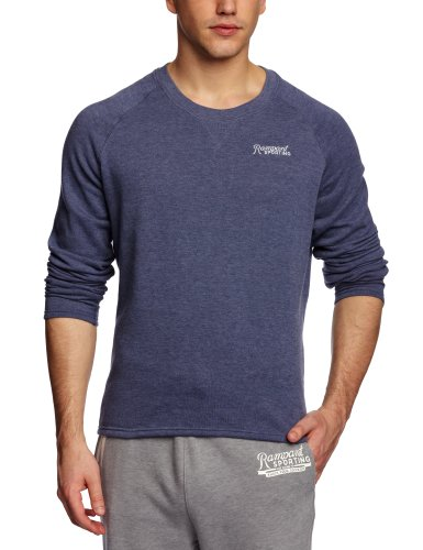 Rampant Crew Men's Sweatshirt Nightshadow Small