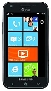 Samsung Focus S 4G Windows Phone (AT&T)