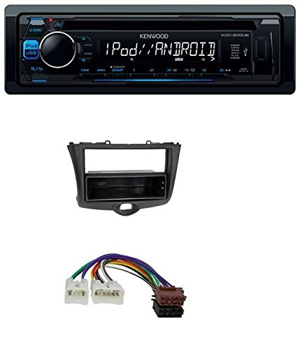 Kenwood-CD-MP3-USB-Autoradio-fr-Toyota-Yaris-2003-2006