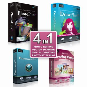 Serif Complete Creativity Collection 2 Software