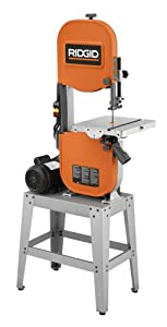 Ridgid BS1400 Band Saw, 14-Inch