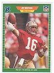 1989 Pro Set #381 Joe Montana - 49ers