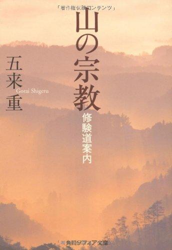 山の宗教  修験道案内 (角川ソフィア文庫)